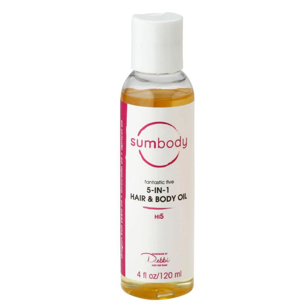FANTASTIC FIVE 5-IN-1 HAIR & BODY OIL