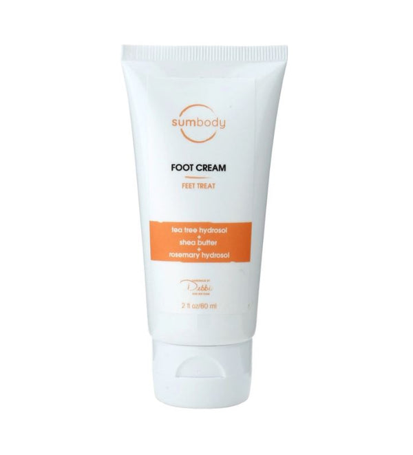 FEET TREAT FOOT CREAM