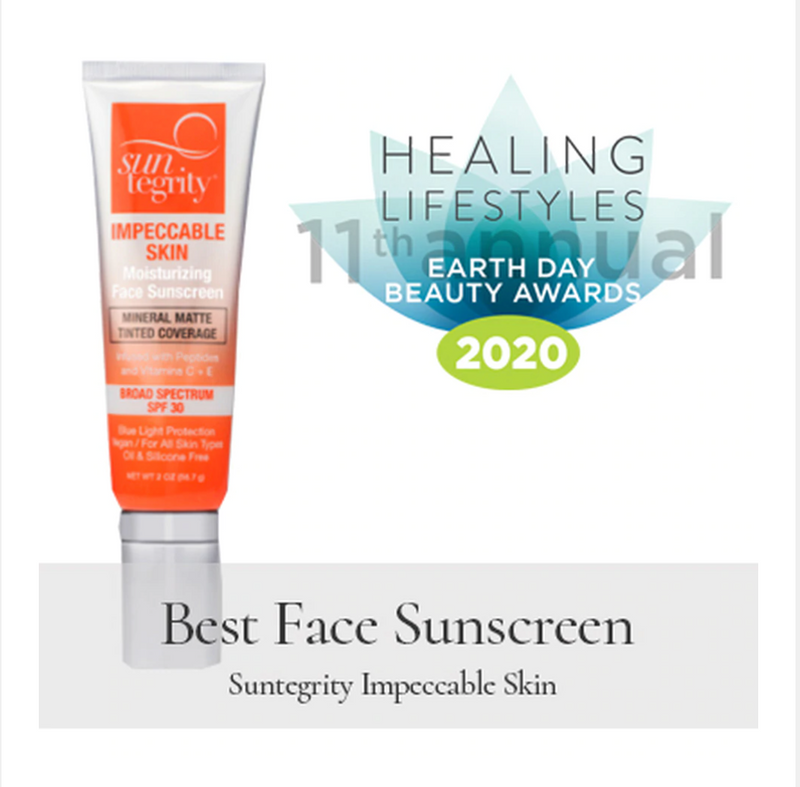 SUNTEGRITY IMPECCABLE SKIN - TINTED BROAD SPECTRUM SPF 30