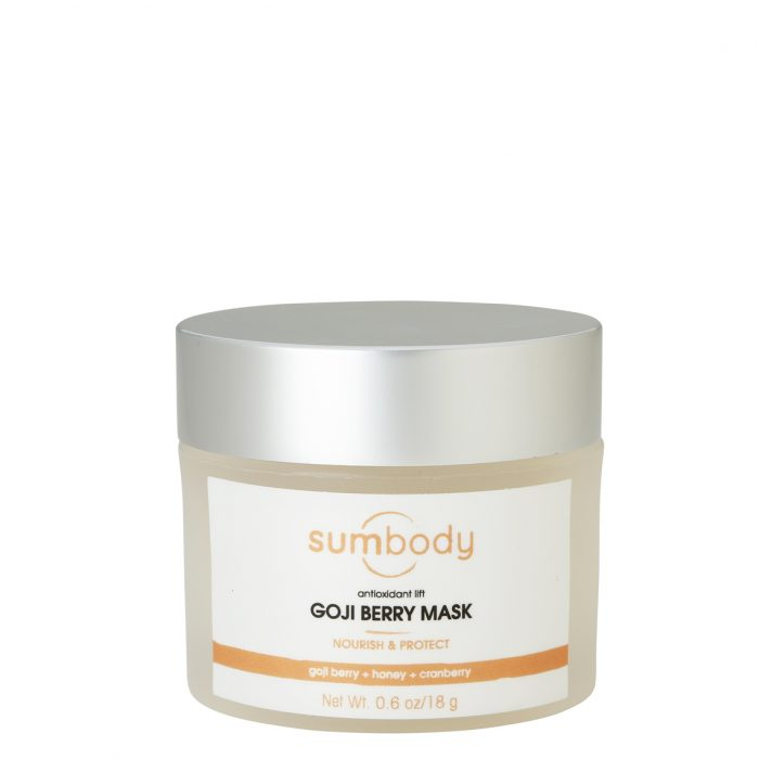 ANTIOXIDANT LIFT GOJI BERRY MASK