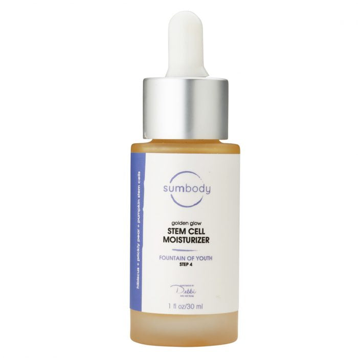 Golden Glow Stem Cell Moisturizer