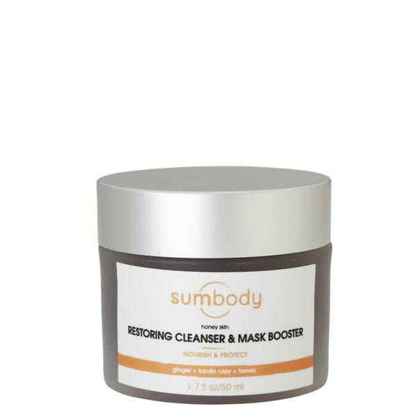 HONEY SKIN RESTORING CLEANSER & SHOWER MASK