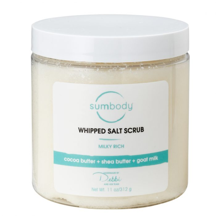 MILKY RICH WHIPPED SALT SCRUB