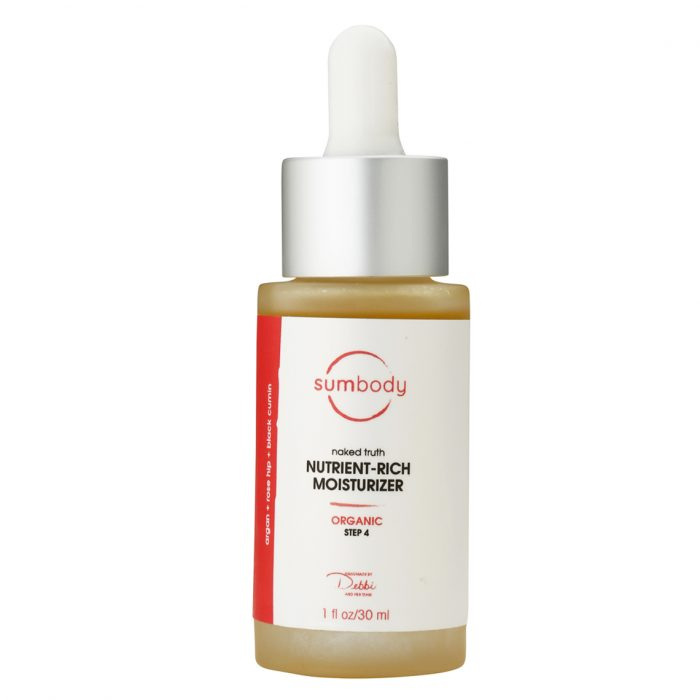 NAKED TRUTH NUTRIENT-RICH MOISTURIZER