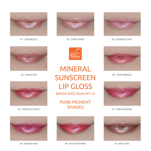 Suntegrity Mineral Sunscreen Lip Gloss