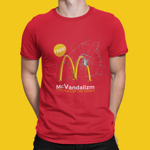 Load image into Gallery viewer, McVandalism Tee