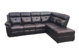 Modern Recliner Sectional Sofa Couch #70255
