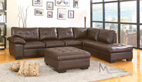 Dallas Sectional Sofa Set