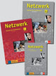 Netzwerk Deutsch als Fremdsprache A1 (Textbook + Workbook + Glossar) (with 2 CDs)