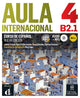 AULA INTERNACIONAL 4  (B2.1) Textbook New With CD