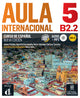 AULA INTERNACIONAL 5 (B2.2) Textbook New With CD