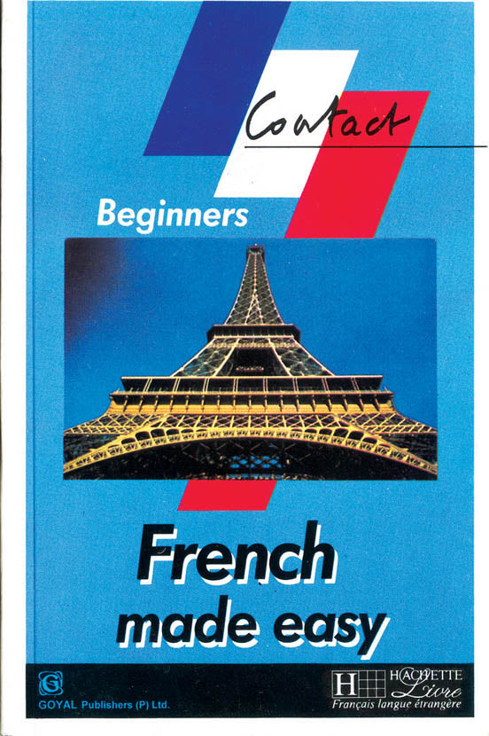 Hachette French Made Easy Beginners Book With 2 Cds