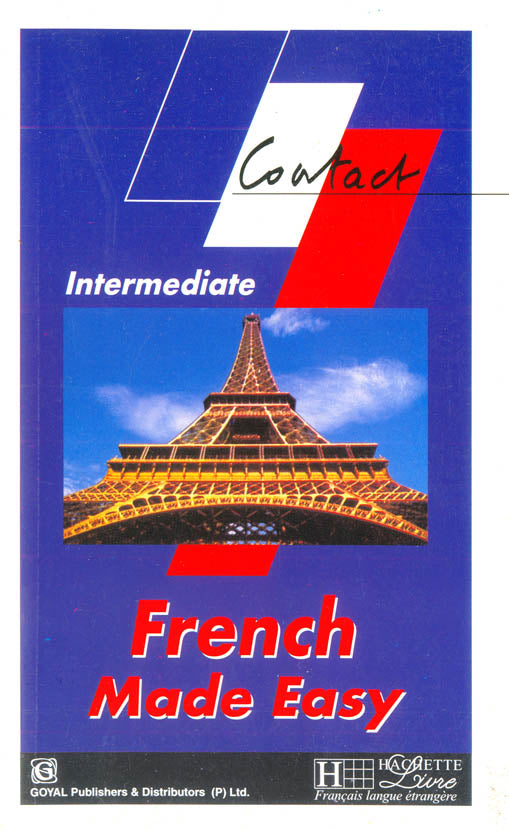 Hachette French Made Easy Intermediate (with 2 CDs)