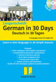 Langenscheidt German in 30 Days (with CD)