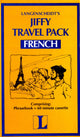 Langenscheidt Jiffy Travel Phrasebook Pack French