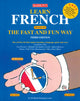 Barron'S French Fast And Fun Way (With 4 Cds)
