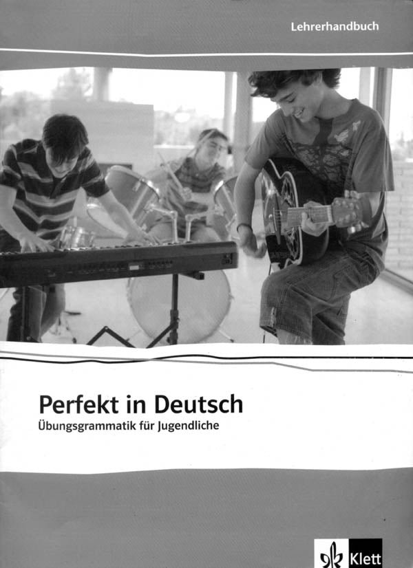 Perfekt in Deutsch (german grammar) solution - Klett