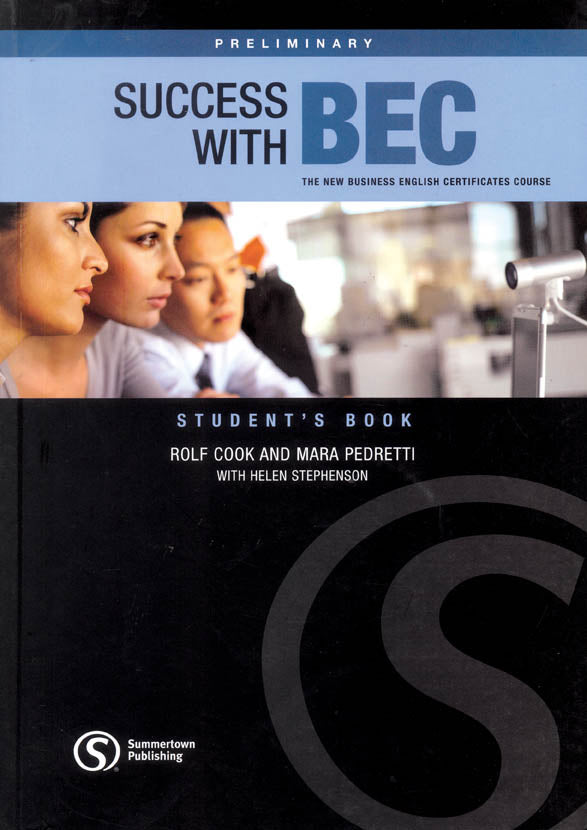 Success With BEC (Preliminary) Student's Book