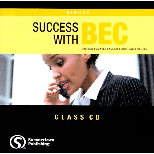 Success With BEC (Higher) Audio CD
