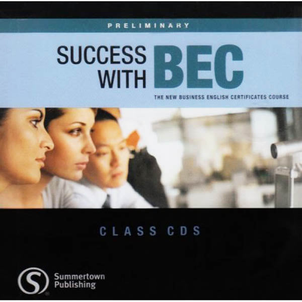 Success With BEC (Preliminary) Audio CD