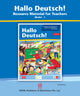 Hallo Deutsch! Modul - 1 (Resource Material for Teachers Modul)