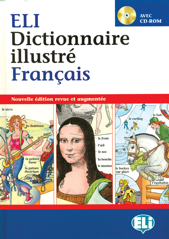 ELI Picture Dictionary Francais (with CD)