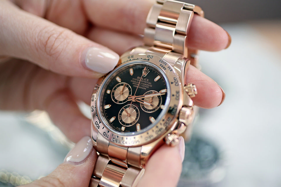 Luxury Watches Of The Rich & Famous: Who's Wearing What?