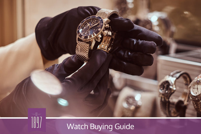 Daylight Savings: Keep Time With Our Watch Buying Guide