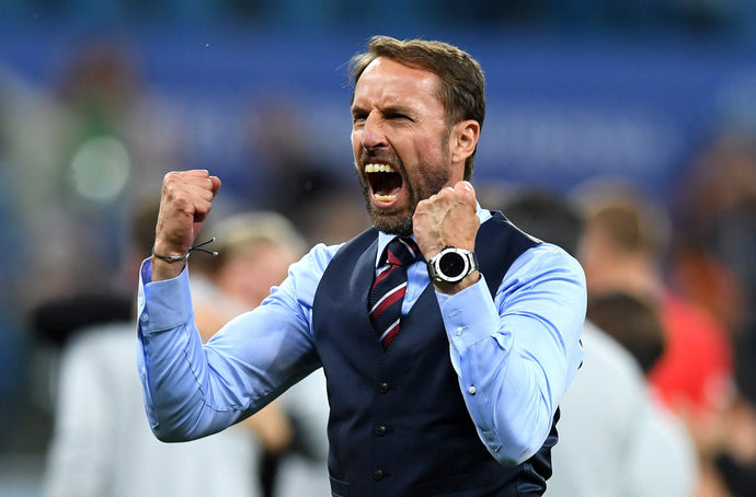 Gareth Southgate's Watch: The World Cup Timepiece Everyone Is Talking About