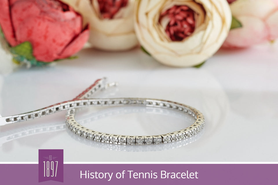 The Fascinating History of The Tennis Bracelet