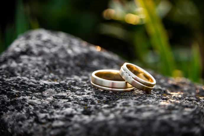 Matching Wedding Rings: How Far Can You Go?