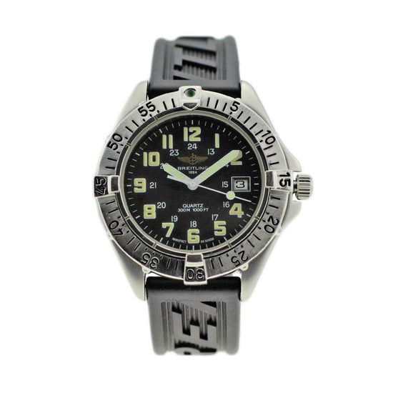 Breitling Colt a57035 38mm Stainless Steel Mens Watch