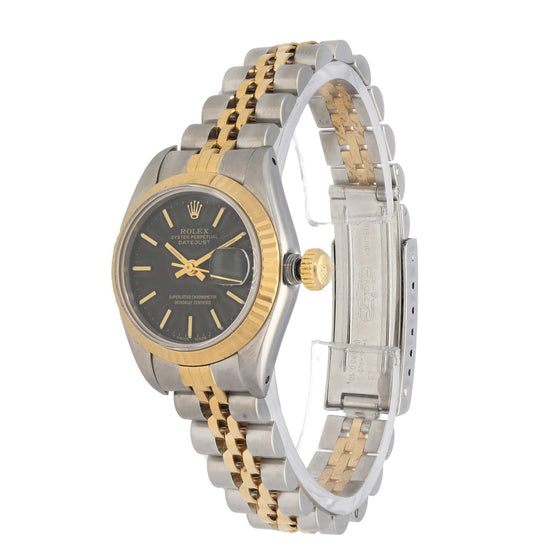 Rolex Datejust 69173 26mm Bi-Colour Ladies Watch
