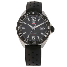 Load image into Gallery viewer, Tag Heuer F1 WAZ1110 41mm Stainless Steel Mens Watch