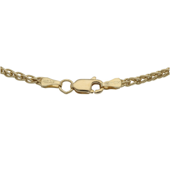 14ct Gold Ladies Other Chain 20""