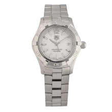 Load image into Gallery viewer, Tag Heuer Aquaracer WAF1414 27mm Stainless Steel Mens Watch