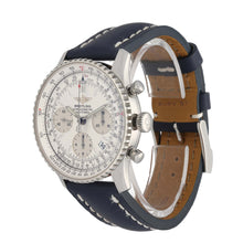 Load image into Gallery viewer, Breitling Navitimer A23322 41.8mm Stainless Steel Mens Watch