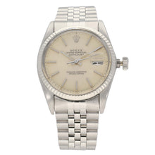 Load image into Gallery viewer, Rolex Datejust 16014 36mm Stainless Steel Mens Watch