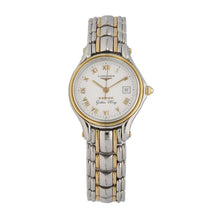 Load image into Gallery viewer, Longines Vintage L3.106.5 26mm Bi-Colour Ladies Watch