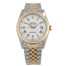 Load image into Gallery viewer, Rolex Datejust 16233 36mm Bi-Colour Mens Watch