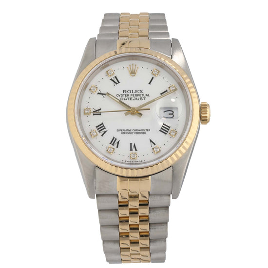 Rolex Datejust 16233 36mm Bi-Colour Mens Watch