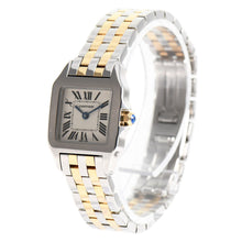 Load image into Gallery viewer, Cartier Santos Demoiselle - 20mm bi-metal Ladies Watch