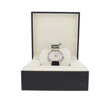 Load image into Gallery viewer, Montblanc Heritage Spirit 7322 39mm Stainless Steel Mens Watch