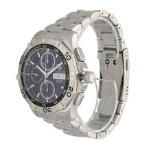 Load image into Gallery viewer, Tag Heuer Aquaracer CAF2010 44mm Stainless Steel Mens Watch