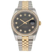 Load image into Gallery viewer, Rolex Datejust 116243 36mm Bi-Colour Mens Watch