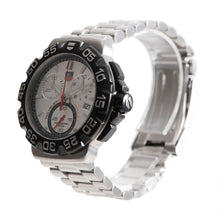 Load image into Gallery viewer, Tag Heuer F1 CAH1111 Mens Watch Steel & Grey 41mm