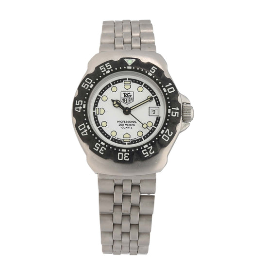 Tag Heuer F1 WA1418 27mm Stainless Steel Ladies Watch