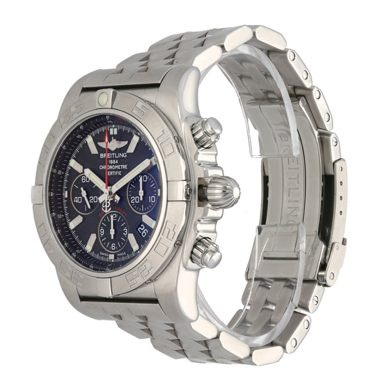 Breitling Chronomat AB0110 44mm Stainless Steel Mens Watch