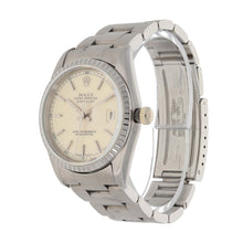 Load image into Gallery viewer, Rolex Datejust 16220 36mm Stainless Steel Mens Watch