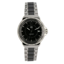 Load image into Gallery viewer, Tag Heuer F1 WAH1212 Steel & Black 35mm Mens Watch